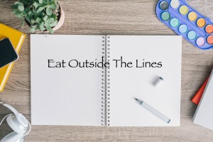 Eat Outside The Lines for Breakfast